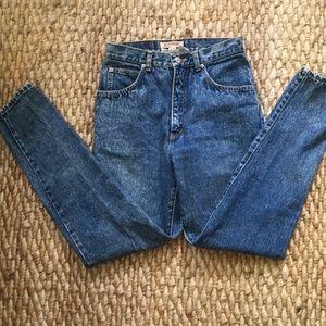Vintage Jordache mom jeans